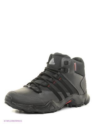 Кроссовки Cw Ax2 Beta Mid Adidas. Цвет: черный, серый