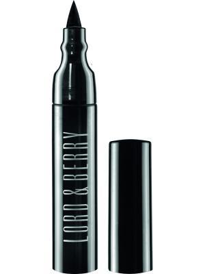 Подводка-фломастер Perfecto, оттенок 1101 мягкий черный Lord&Berry. Цвет: черный