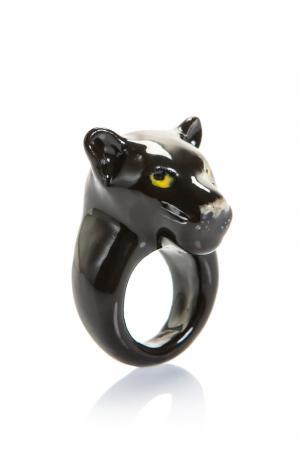 Кольцо 131022 Nach Jewellery. Цвет: черный