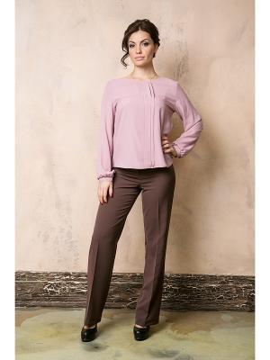 Блузка AKIMBO. Цвет: розовый