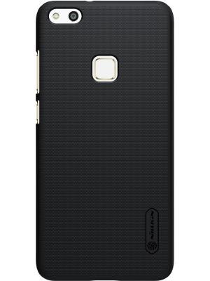 Накладка для телефона Huawei P10 Lite Nillkin. Цвет: черный