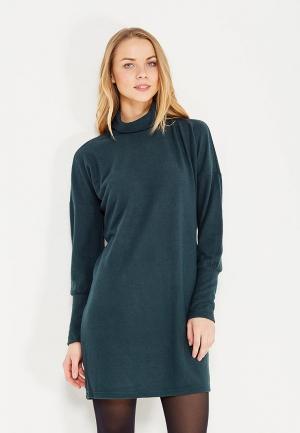 Платье Noisy May. Цвет: зеленый