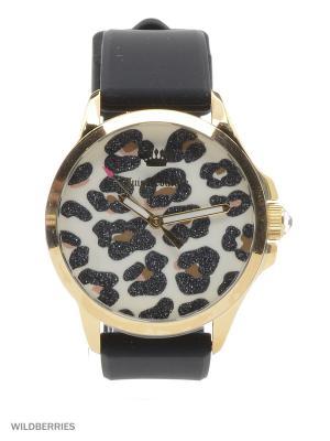 Часы Juicy Couture. Цвет: черный