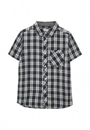 Рубашка Billabong. Цвет: синий