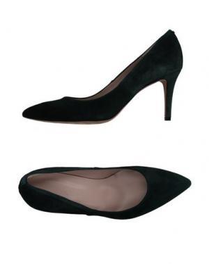 Туфли ANCARANI. Цвет: темно-зеленый