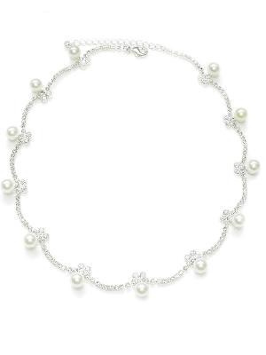 Ожерелье Bohemia Style. Цвет: серебристый