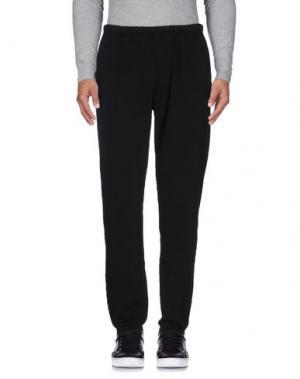 Повседневные брюки BULK. Цвет: черный