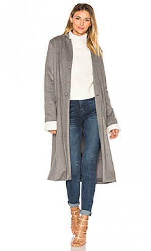 Куртка levin cupcakes and cashmere. Цвет: серый