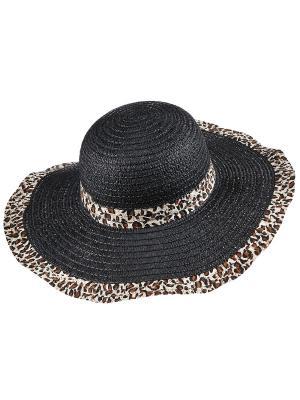 Шляпа Модные истории. Цвет: черный