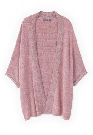 Кардиган Violeta by Mango. Цвет: розовый