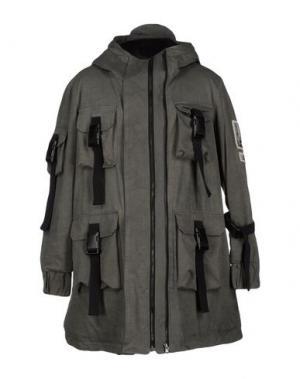 Куртка FALORMA. Цвет: свинцово-серый