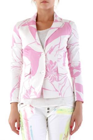 Жакет Sexy Woman. Цвет: розовый