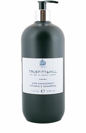 Увлажняющий шампунь с витамином Е Truefitt&Hill. Цвет: бесцветный