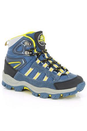 Ботинки Kimberfeel. Цвет: синий
