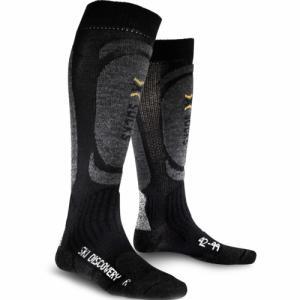 Термо-Носки X-Socks. Цвет: black/anthracite