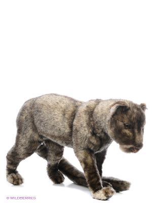 Ягуарунди, 50 см Hansa. Цвет: темно-коричневый