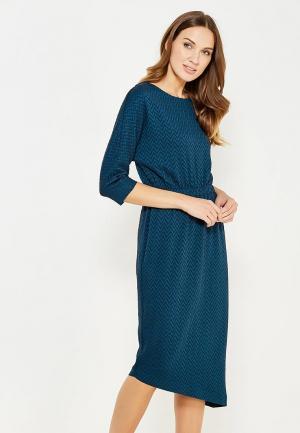 Платье Pallari. Цвет: бирюзовый