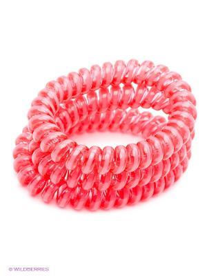Резинка-браслет для волос Mitya Veselkov. Цвет: красный