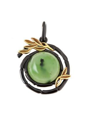 Подвеска Балтийское золото. Цвет: черный, зеленый, золотистый