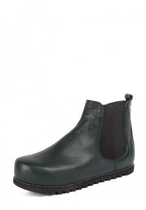 Ботинки Mamashoes. Цвет: зеленый