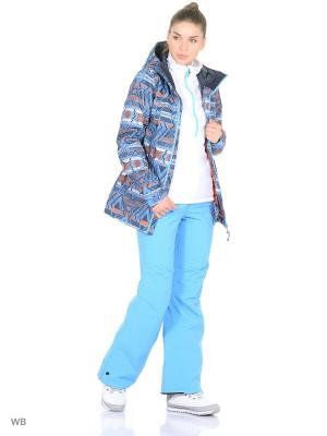 Куртка O'Neill. Цвет: синий