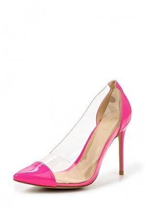 Туфли Elsi. Цвет: розовый