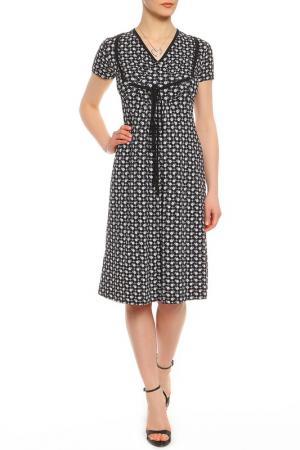Платье Ikiler. Цвет: черный
