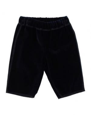 Повседневные брюки NANÁN. Цвет: темно-синий