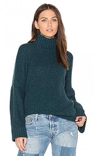 Свитер chandler 360 Sweater. Цвет: сине-зеленый