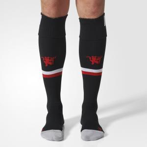 Игровые гетры Манчестер Юнайтед Home  Performance adidas. Цвет: красный