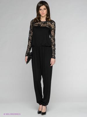 Комбинезон Vero moda. Цвет: черный