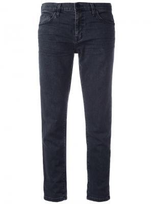 Укороченные джинсы  Fling Current/Elliott. Цвет: чёрный