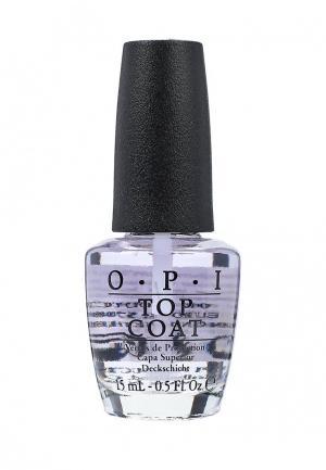 Покрытие верхнее закрепляющее O.P.I. Цвет: белый