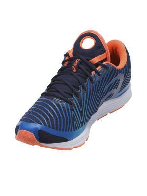 Кроссовки GEL-HYPER TRI 3 ASICS. Цвет: голубой, оранжевый, синий
