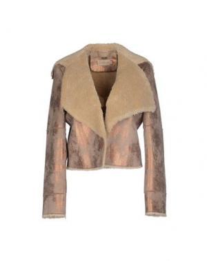 Пиджак BDBA. Цвет: медный