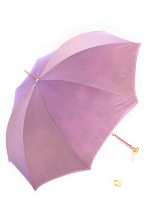 Зонт Pasotti. Цвет: фиолетовый