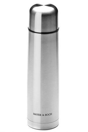Термос нержавеющая сталь 1л Mayer&Boch. Цвет: серебряный