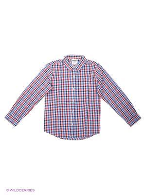 Рубашка ТВОЕ. Цвет: розовый, белый, зеленый