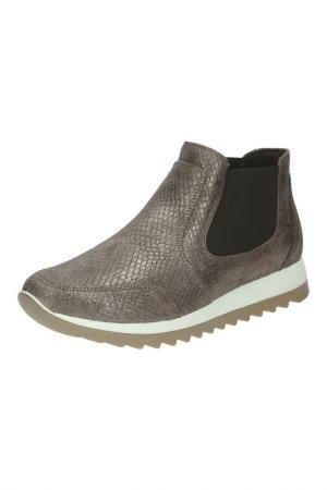 Ботинки IMAC. Цвет: золотой