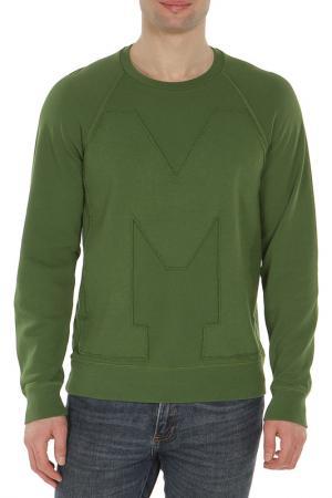 Джемпер Marc by Jacobs. Цвет: зеленый