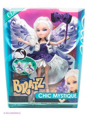 Кукла Сказочное превращение, Хлоя-Лебедь BRATZ. Цвет: белый, фиолетовый