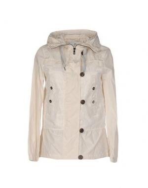 Куртка ADHOC. Цвет: слоновая кость