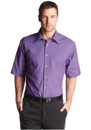 Рубашка STUDIO COLETTI. Цвет: белый, бордовый, голубой, серо-коричневый, серый, темно-серый