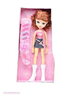 Кукла Модная подружка Карапуз. Цвет: розовый