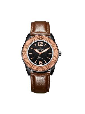 Часы Mikhail Moskvin. Цвет: золотистый, коричневый, черный