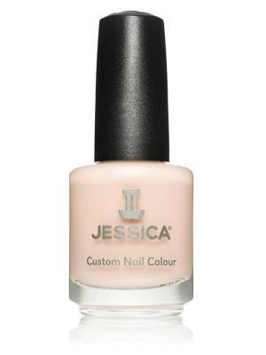 Лак для ногтей  #467 Sssh, 14,8 мл JESSICA. Цвет: бледно-розовый