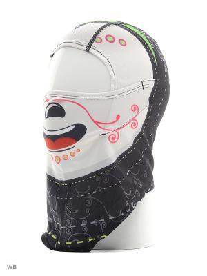 Балаклава QingLongLin. Цвет: белый, черный, зеленый, красный
