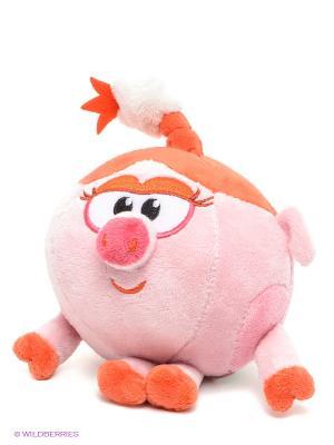 Мягкая игрушка Нюша Смешарики. Цвет: розовый