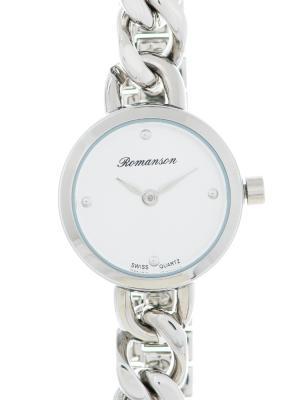 Часы RM4242LL Romanson. Цвет: серебристый