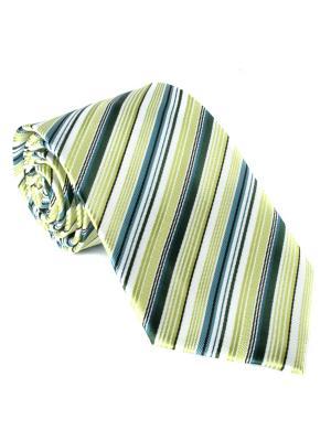 Галстук Franco Frego. Цвет: зеленый